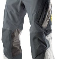Klim Badlands Pro Motorcycle Pants - Gray, 34