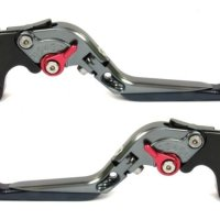 Extend Clutch Brake Levers Titanium for BMW R1200GS ADVENTURE 06 07 08 09 10 11 12 13