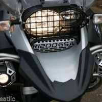 BMW R1200GS Adventure Auxiliary Light Guards