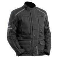 BILT Explorer H2O Waterproof Adventure Jacket - LG, Black