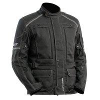 BILT Explorer H2O Waterproof Adventure Jacket - LG, Black