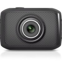 Pyle PSCHD30BK Mini High-Definition Sports Action Wide-Angle HD Camera & Camcorder, 720p, SD Card Slot, Touchscreen (Black)