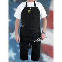 Wolfman Luggage Shop Apron