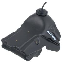 Acerbis Fuel Tank - Black - 3.1 Gal., Color: Black 2374290001