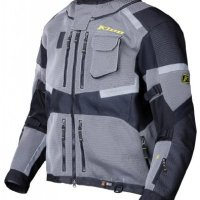 Klim 5095-000-150-600 Adventure Rally Air Jacket XL Gray
