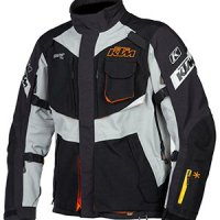 2015 KTM Badlands Jacket by Klim UPW152150 (M)