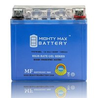 12V 6AH GEL Battery for Yamaha 250 WR250X, R 2008-2012 - Mighty Max Battery brand product