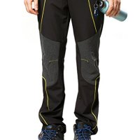 Mens Outdoor Hiking Pants-Spring Fall Breathable Waterproof Qucik Drying Casual Trousers for Mountaining,Camping
