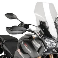 Puig Touring Windshield 2014 2015 Yamaha XT1200Z Super Tenere Light Smoke / 7541H