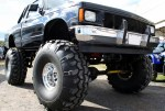 My Uber Ride in a Monster Truck