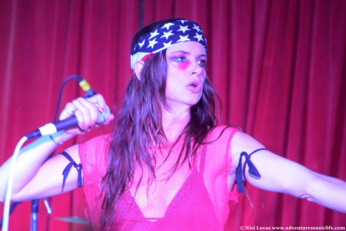 Juliette Lewis at The Grog Shop, Cleveland