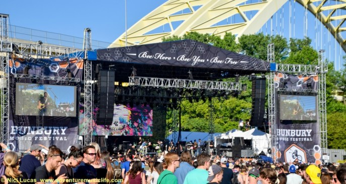 Top Seven Super Fun Things about the Bunbury Music Festival 2017