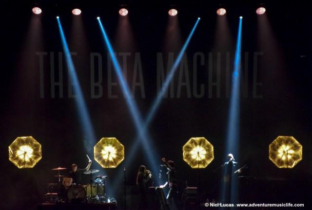 the beta machine adventure music life nici lucas