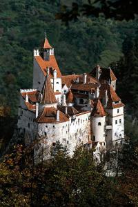 Dracula's castle in Translyvania