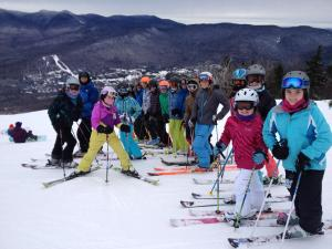 waterville valley resort, a great family destination in winter or summer