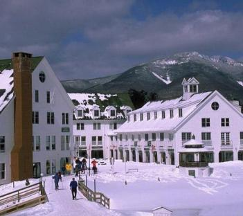 waterville valley resort in new hampshire, family friendly vacation