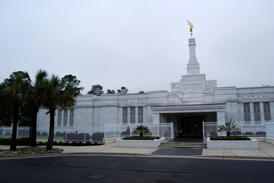 Columbia South Carolina LDS Temple