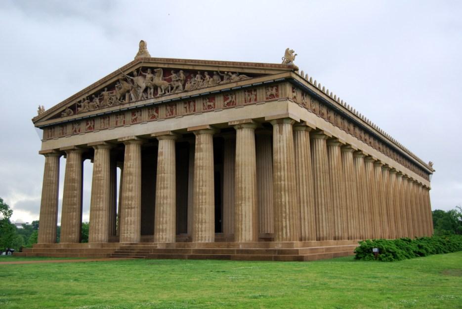 Nashville Parthenon Replica