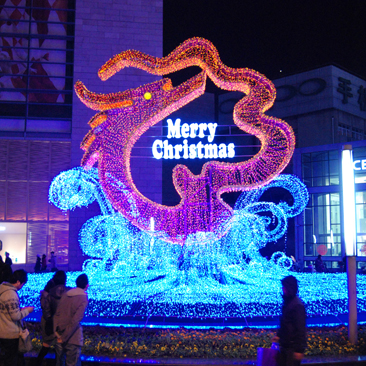 Christmas in China, part 1 – It's beginning to look a lot like Christmas
