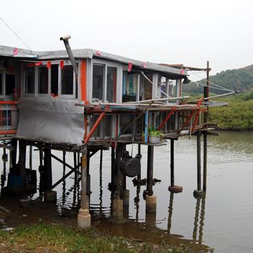Hong Kong, again – Fishing Communities