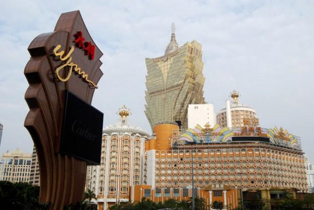 The Wynn in Macau