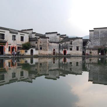 Hongcun – The village of Crouching Tiger Hidden Dragon