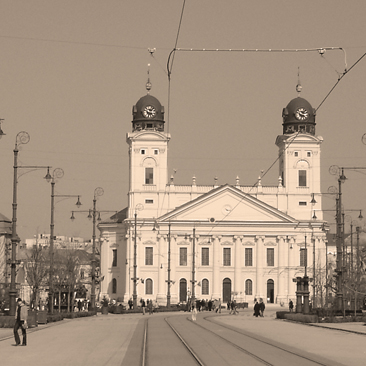 2013 Gratitude Project – The Great Church in Debrecen
