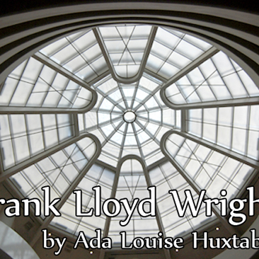 Huxtable's Wright – a book that doesn't stultify