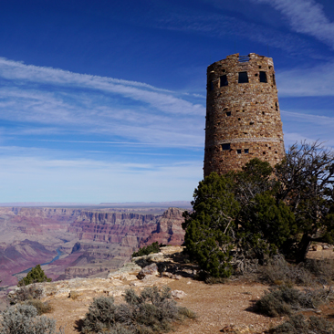 Grand Canyon – Desert View