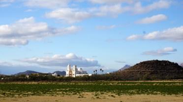 A Pearl in the Desert - San Xavier del Bac