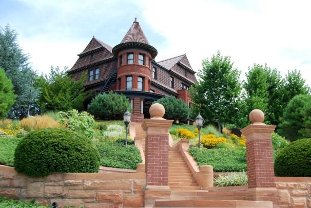 McCune Mansion - Salt Lake City