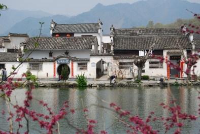 UNESCO World Heritage Southern Anhui Ancient Village Hongcun