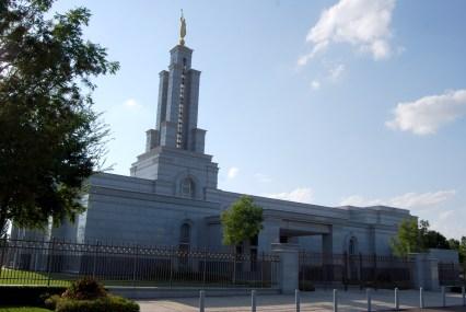 Lubbock Texas Temple