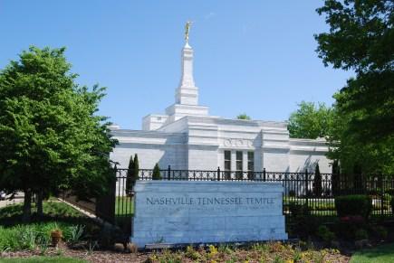 Nashville Tennessee Temple