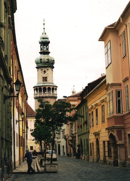 Old Fire Tower - Sopron, Hungary