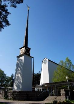 Stockholm Sweden Temple