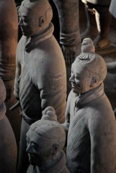 Terracotta Warriors up close - Xi'an