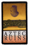 Aztec Ruins National Monument patch
