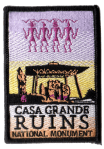 Casa Grande Ruins National Monument patch