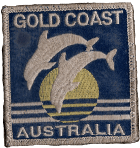 Gold Coast, Australia patch