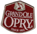 Grand Ole Opry patch