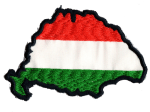 Hungary Nationalism patch