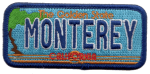 Monterey, California patch