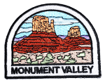 Monument Valley Tribal Park patch