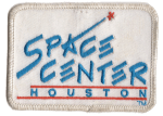 Houston Space Center patch