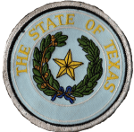 State of Texas patch