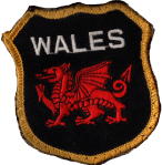 Wales patch