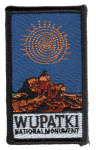 Wupatki National Monument patch