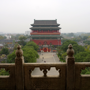 Beijing's Bell and Drum Towers