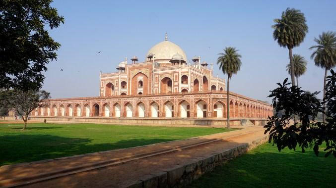 2016-2-3 Delhi Humayun's Tomb (35)